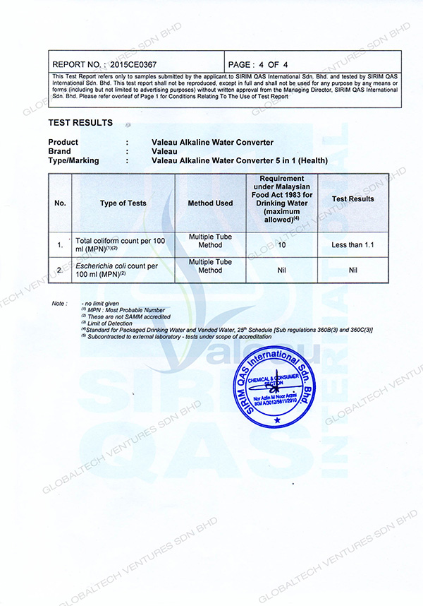 globaltech-valea-alcali-mineral-activateur-test-report-Sirim-4