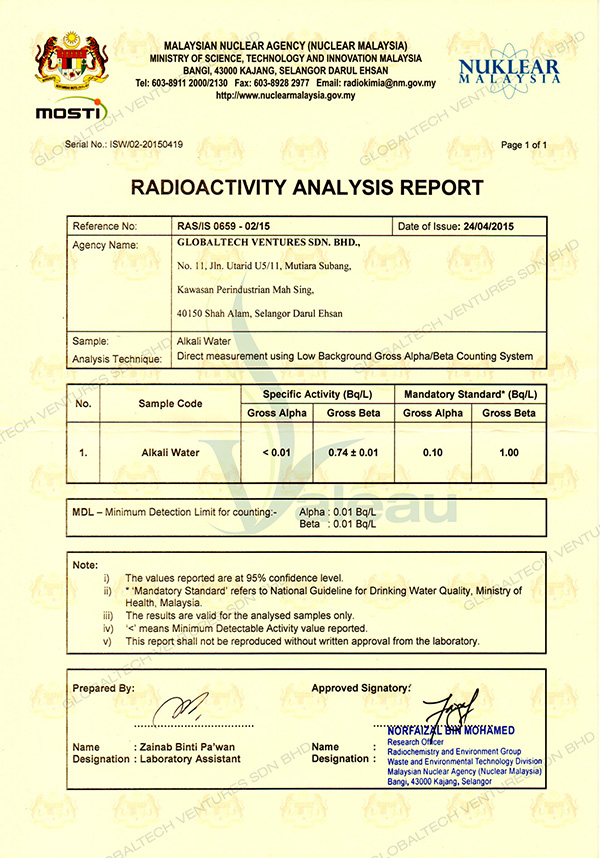 globaltech-valea-alcali-mineral-activateur-test-report-nuclear-malaysia