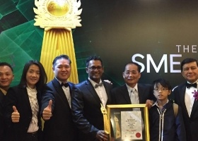 SMEs BestBrands Award 2015-2016 by The BrandLaureate